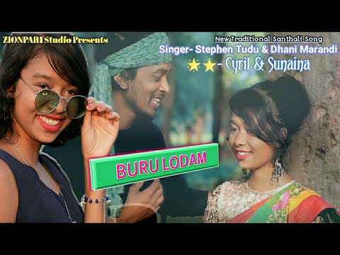 Buru Lodam//Stephan Tudu & Dhani Marandi//Cyril & Sunaina. Coming soon...New Full Hd Santhali Video