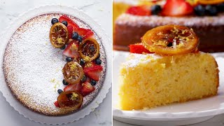 Gambar cover How To Bake A Lemon Ricotta Cake • Tasty