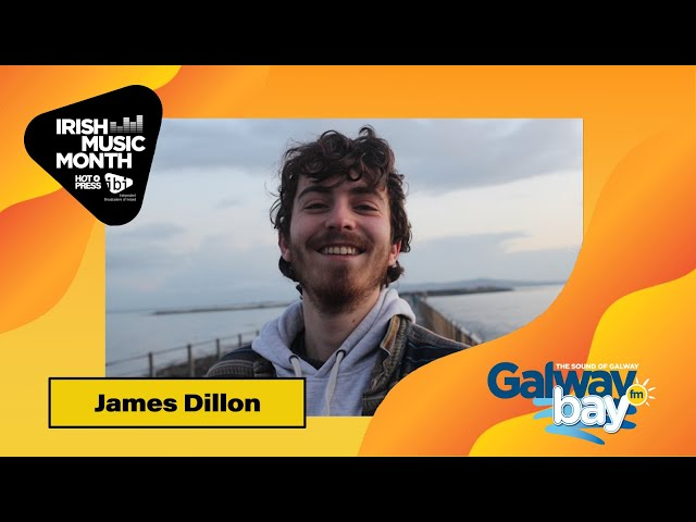 Irish Music Month - James Dillon 'The Price is Right'