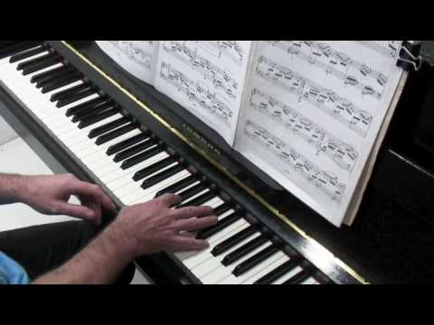Rachmaninoff Prelude Op.23 No.7 - Tutorial 1 - Paul Barton, piano
