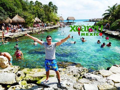 Xcaret - Cancun Mexico Park Riviera Maya 4K 2016