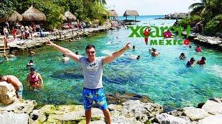 Xcaret - Cancun Mexico Park Riviera Maya 4K