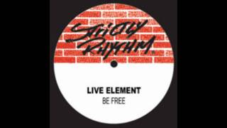 "Live Element ""Be Free (Original Vocal)"""