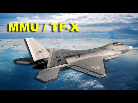Milli Muharip Uçak TF-X Hakkında Tüm Bilgiler