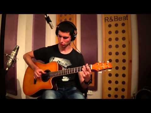 John Newman- losing sleep fingerstyle cover by Amit Lahat