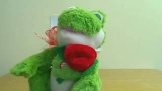 Singender Frosch