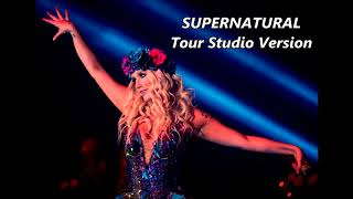 Kesha - Supernatural (Live/Tour Studio Version)