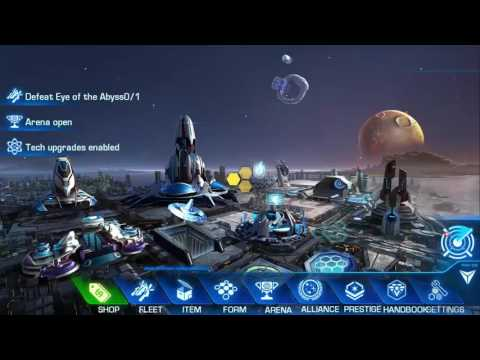 How to receive 10000 credits free in Galaxy Legend