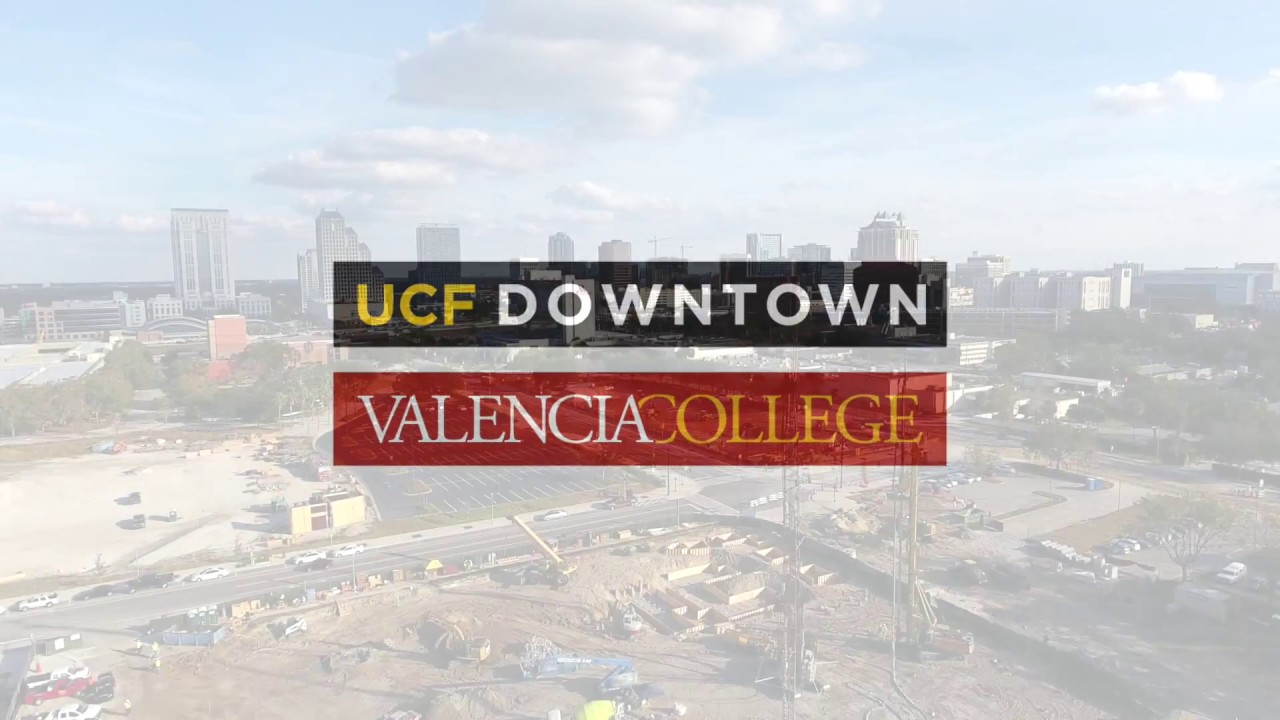 Ucf Downtown Campus Drone Tour January 2018 Youtube