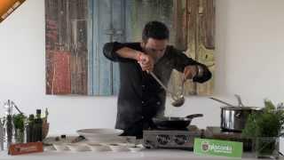 I Grandi Chef - Natale Giunta - Pasta Con Le Sarde