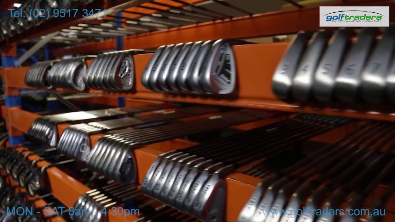 Golf Traders - New and used golf clubs for sale