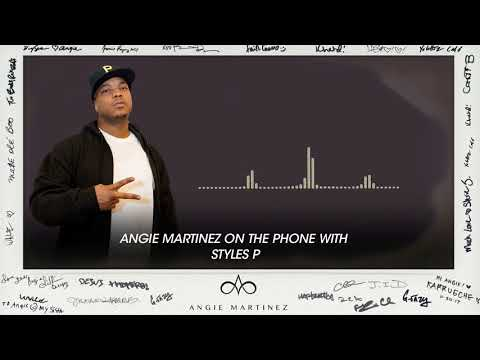 Styles P Calls In To Congratulate Angie on Her Hall of Fame Nomination