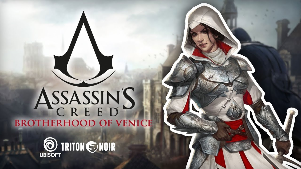 Interview Assassins Creed Coming To The Tabletop Youtube
