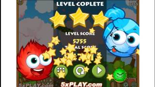 Fireboy Watergirl Kiss Walkthrough (All Levels 1 - 24) - Огонь и вода. непростые задачи мультики(Fireboy Watergirl Kiss Walkthrough (All Levels 1 - 24) - Огонь и вода. непростые задачи Heroes who have already managed to cause a lot of noise in other ..., 2016-08-24T12:01:00.000Z)