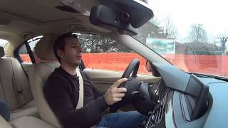 BMW Active Hybrid 3 test drive da HDmotori.it
