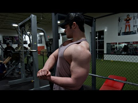 My First Mens Physique Show | Intense Chest Workout