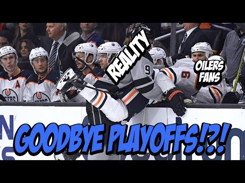 Did the Edmonton Oilers Just Kill Their Playoff Hopes? | Edmonton Oilers Discussion