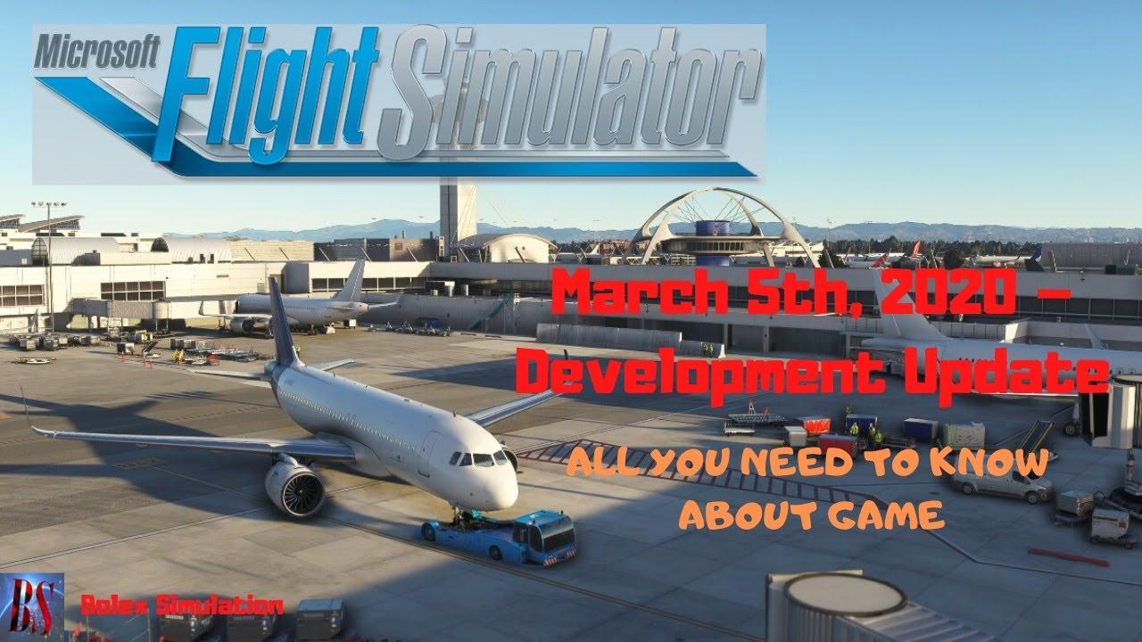 Microsoft Flight Simulator 2020- All you need to know ...