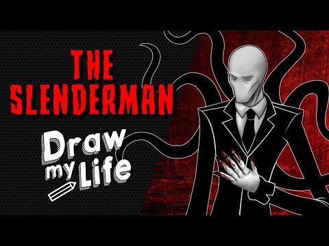 SLENDERMAN ✎ DRAW MY LIFE