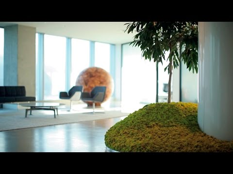CBRE Vancouver Workplace Transformation – Our Future At Work