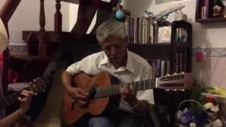 BIỂN NHỚ ( Trịnh Công Sơn - Hoà tấu Guitar )