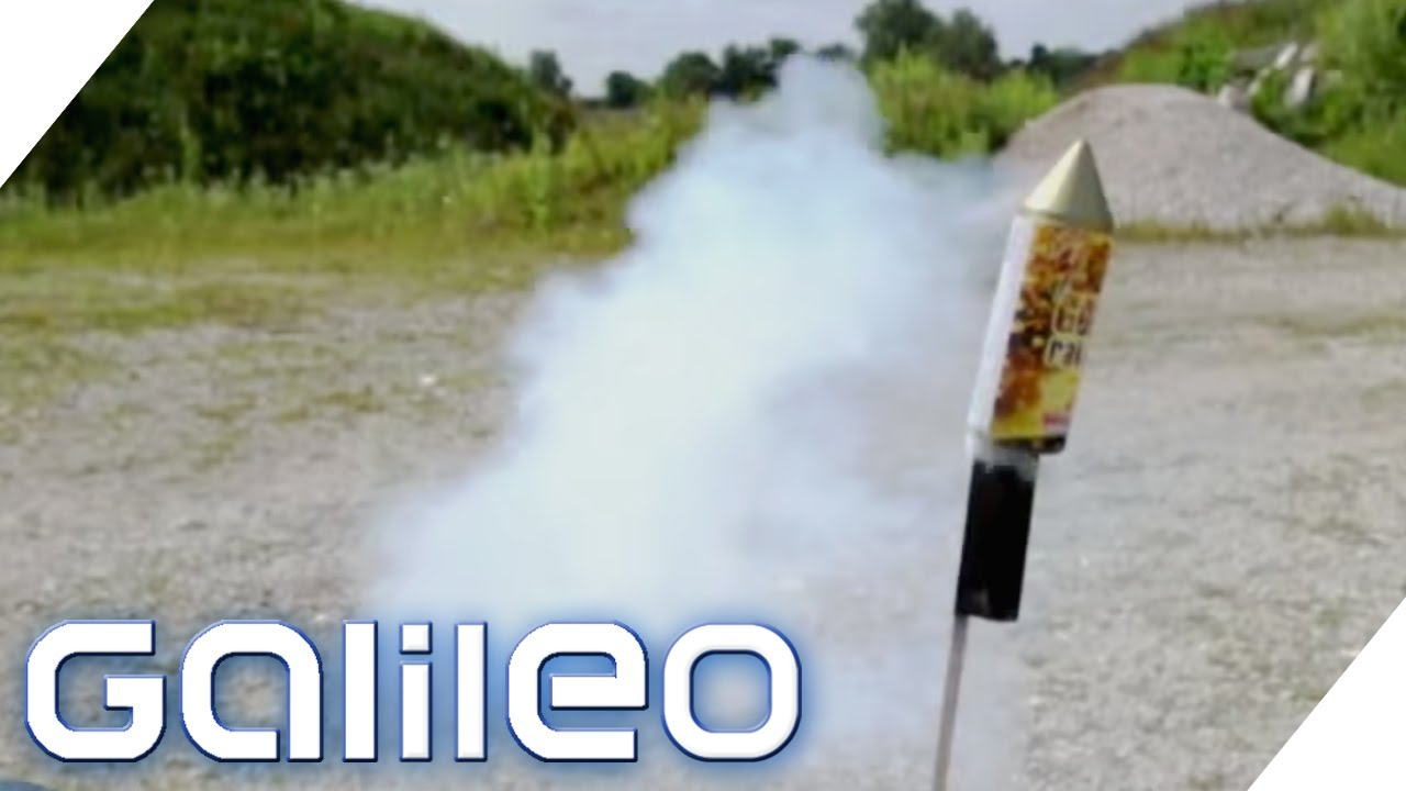 Rakete mit Puderzucker abfeuern? Hoverboard & Gleichgewicht verlieren | Finde den Lügner | Galil