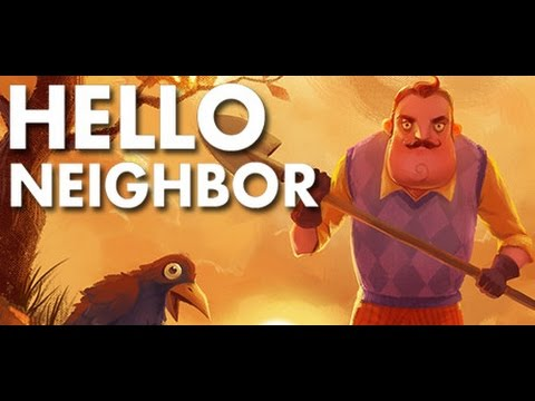 Hello Neighbor - First time playing! thumbnail