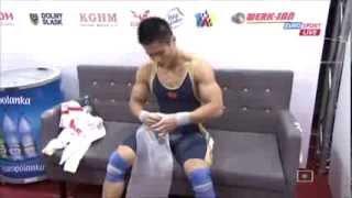 Чемпионат мира по тяжелой атлетике 2013. Мужчины до 77 кг