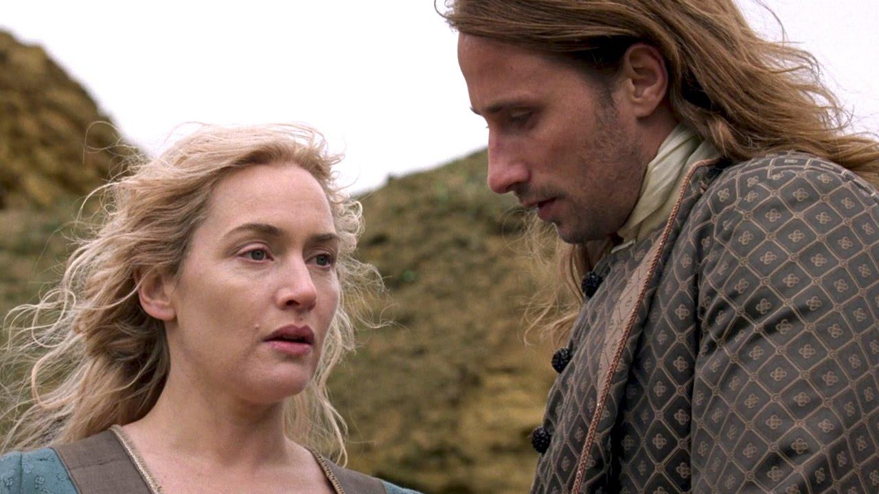 A LITTLE CHAOS Trailer (Kate Winslet - Romantic Drama - 2015)
