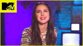 How did Olivia Rodrigo Write 'deja vu' ? Behind The Scenes on MTV Asia