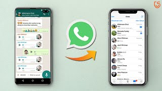 2 Free Ways to Transfer WhatsApp from Android to iPhone 2020