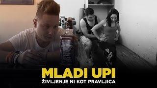 Mladi upi - Življenje ni kot pravljica (official video HD) NOVO 2015