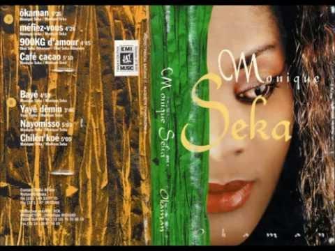 MONIQUE SEKA (Ôkaman - 1994)  B01- Bayé