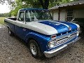 Matt's 1966 Ford F-100 Pickup Truck Part One