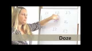 Portuguese Class #2   Colors, Numbers and Alphabet   Teacher Sam
