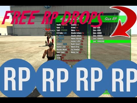 GIVING PLAYERS RP FOR FREE ON GTA 5 ONLINE! (GIVING RANKS OVER 2000)