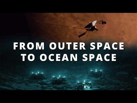 Next GEN IMR – From outer space to ocean space