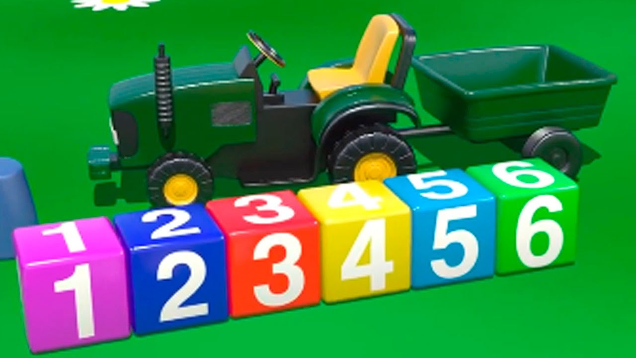 Spielplatz 4 Traktor Zeichentrick Serien Für Kinder