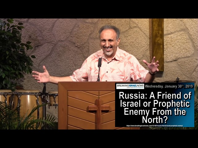Bible Prophecy Update – February 3rd, 2019