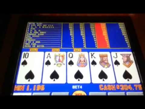 1,000 Credits & Wheel Spin! Triple Play Double Double Bonus Video Poker