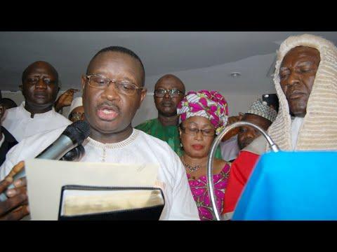 Sierra Leone: Opposition leader Julius Maada Bio sworn in as president