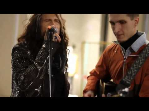 I don't want to miss a thing steven tyler in moscow