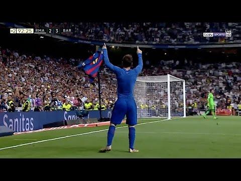 Lionel Messi vs Real Madrid (Away) 23.04.2017 | UHD 4K