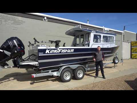 Kingfisher Coastal Or Offshore? Some Differences Explained