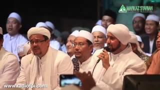 Kisah sang Rasul Habib Rizieq Syihab ft Habib Syech bin Abdul Qodir Assegaf