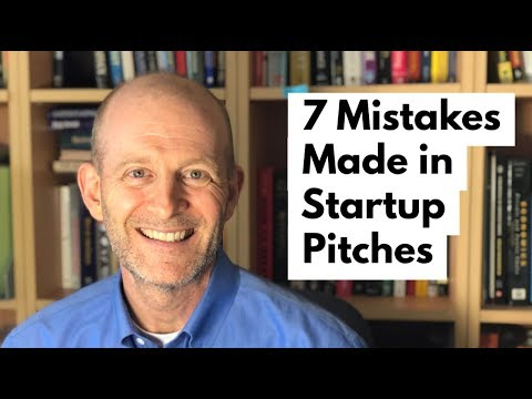 7 Fatal Mistakes MBA Students Make in Startup Business Case Presentations