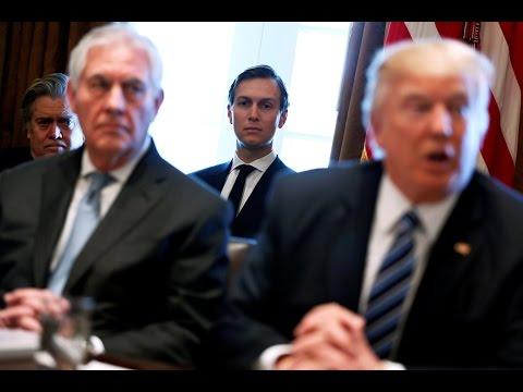 Everyone in Trump White House is 'under suspicion' – author