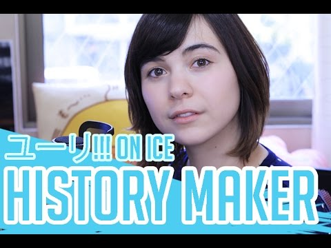 HISTORY MAKER ♥ YURI ON ICE Cover Español/English