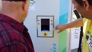 dc fast charging a bmw i3
