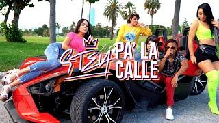 Stey - Pa' La Calle 🔥 Video Oficial